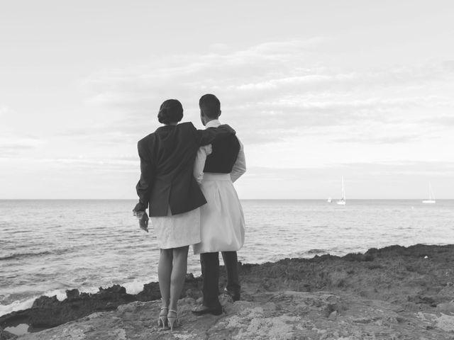 La boda de Edu y Paqui en Xàbia/jávea, Alicante 83