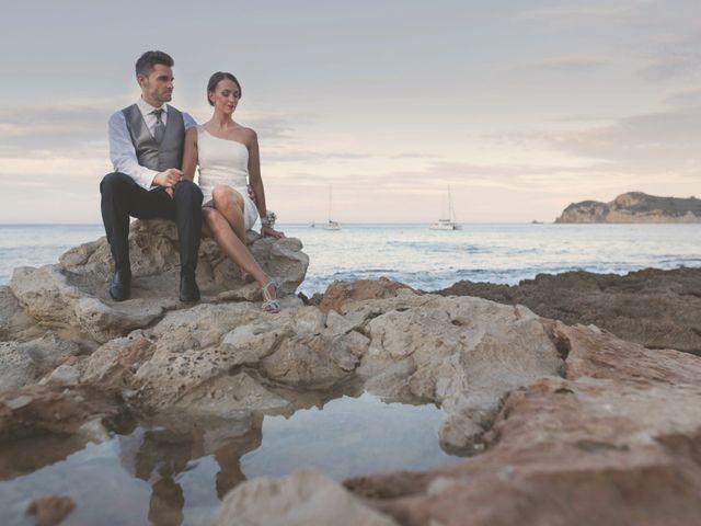 La boda de Edu y Paqui en Xàbia/jávea, Alicante 84
