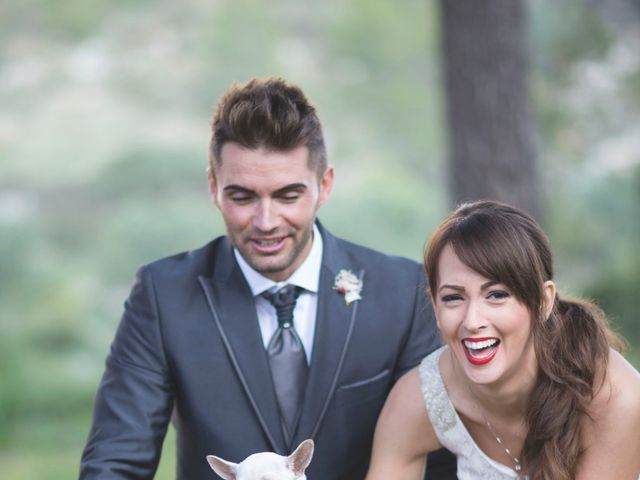 La boda de Edu y Paqui en Xàbia/jávea, Alicante 92