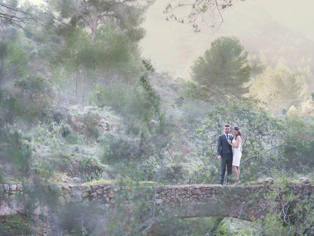 La boda de Edu y Paqui en Xàbia/jávea, Alicante 94