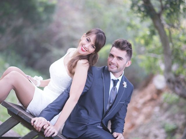 La boda de Edu y Paqui en Xàbia/jávea, Alicante 96
