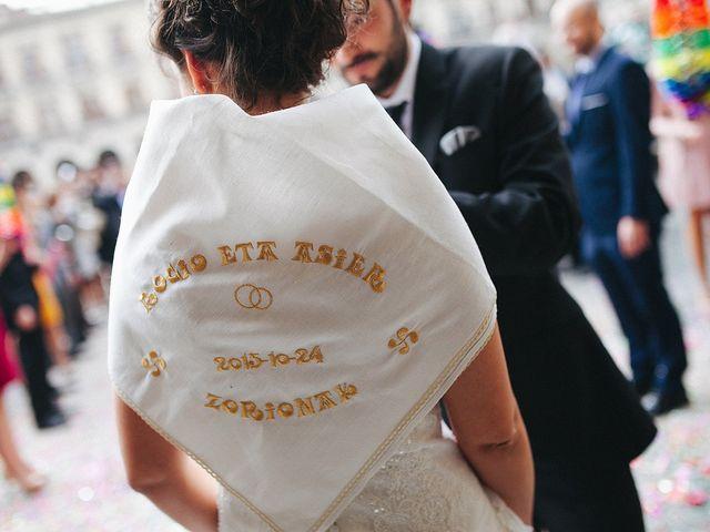 La boda de Asier y Rocio en Vitoria-gasteiz, Álava 17