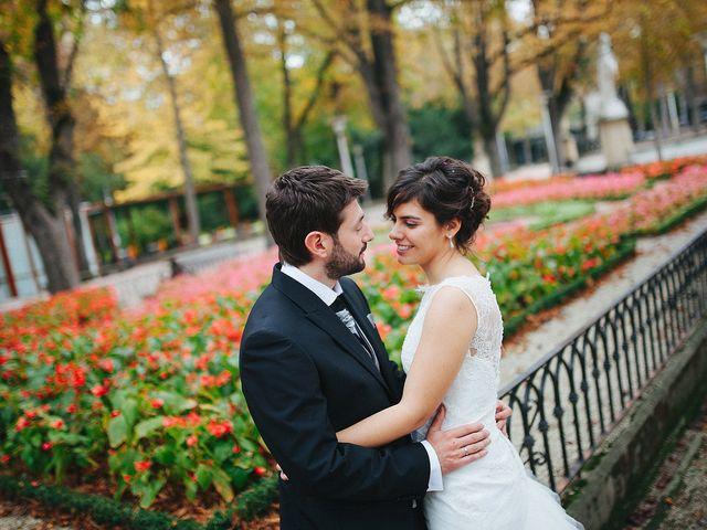 La boda de Asier y Rocio en Vitoria-gasteiz, Álava 34
