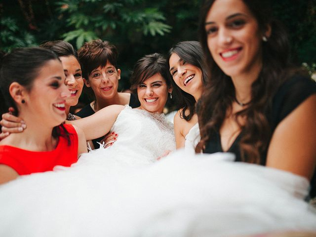 La boda de Asier y Rocio en Vitoria-gasteiz, Álava 43