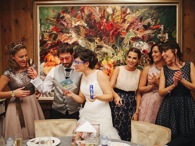 La boda de Asier y Rocio en Vitoria-gasteiz, Álava 57