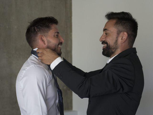 La boda de Fran y Elia en Chiva, Valencia 7