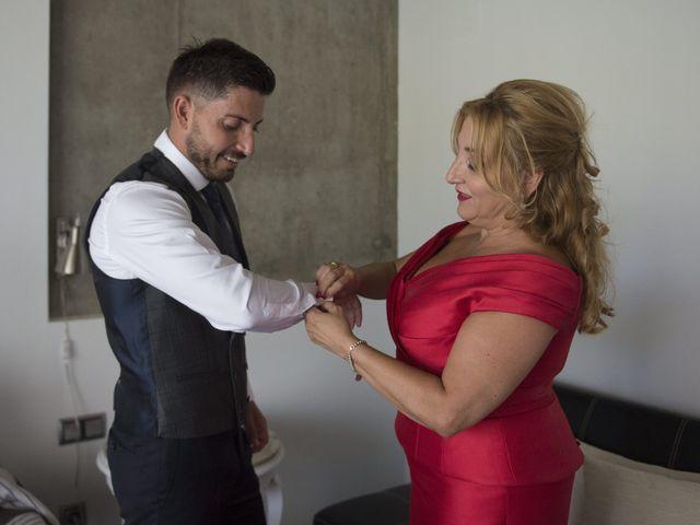 La boda de Fran y Elia en Chiva, Valencia 9