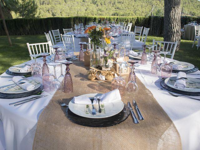 La boda de Fran y Elia en Chiva, Valencia 14