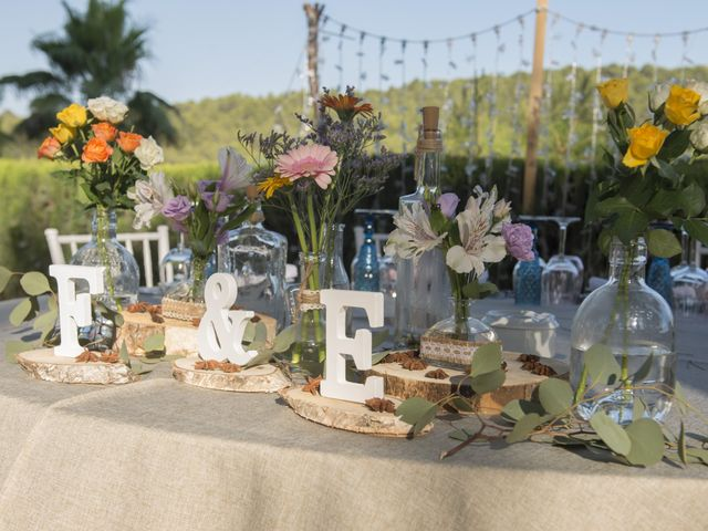 La boda de Fran y Elia en Chiva, Valencia 16