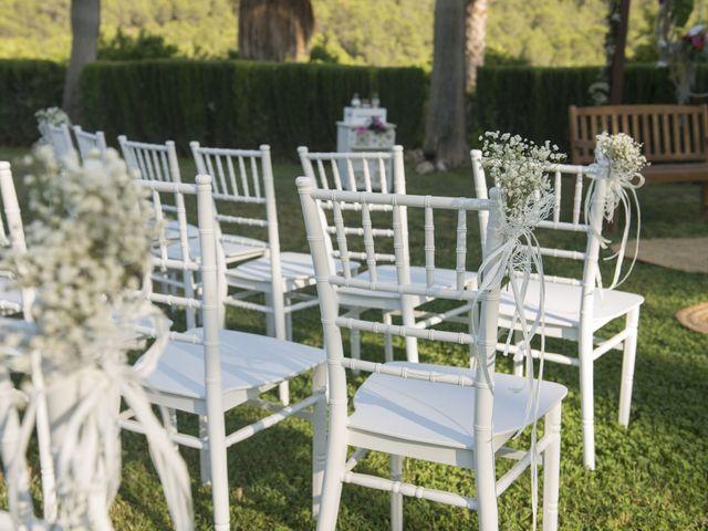 La boda de Fran y Elia en Chiva, Valencia 17