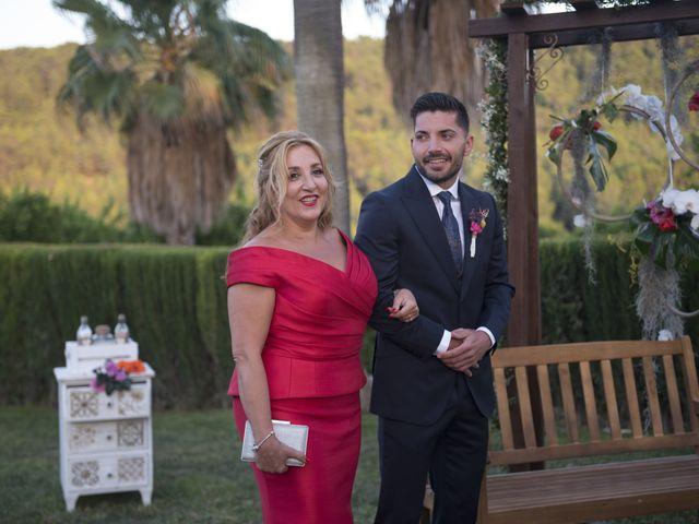 La boda de Fran y Elia en Chiva, Valencia 31