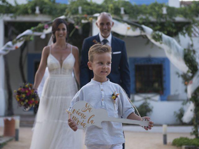 La boda de Fran y Elia en Chiva, Valencia 32