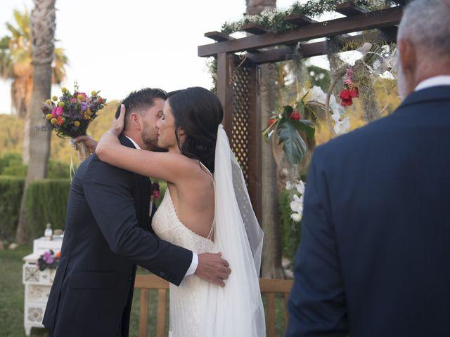 La boda de Fran y Elia en Chiva, Valencia 34