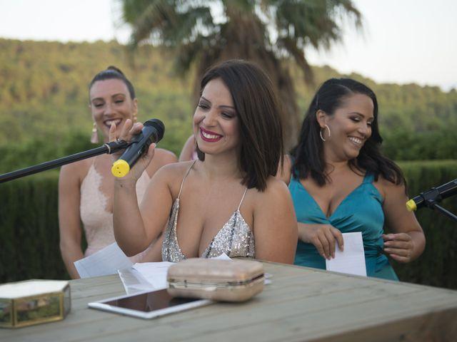 La boda de Fran y Elia en Chiva, Valencia 35