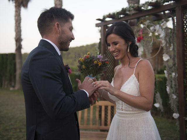 La boda de Fran y Elia en Chiva, Valencia 37