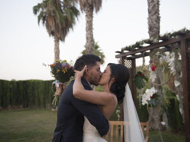 La boda de Fran y Elia en Chiva, Valencia 38