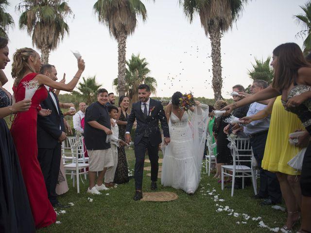 La boda de Fran y Elia en Chiva, Valencia 39
