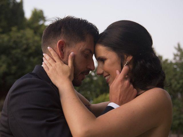 La boda de Fran y Elia en Chiva, Valencia 40