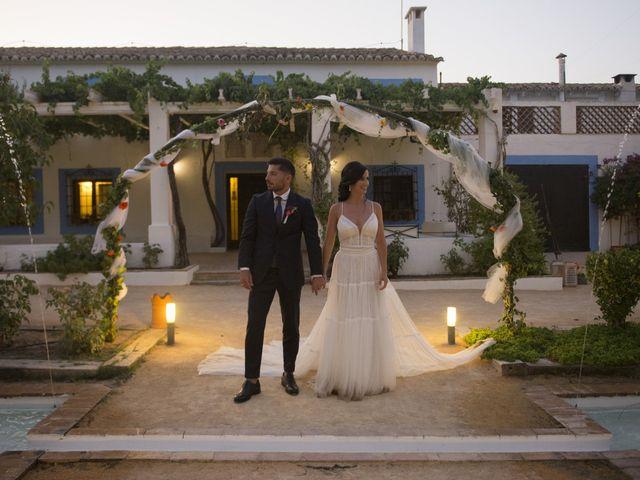 La boda de Fran y Elia en Chiva, Valencia 41