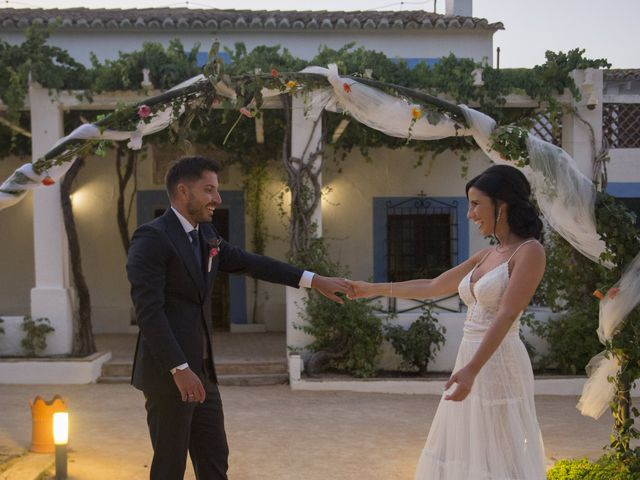 La boda de Elia y Fran