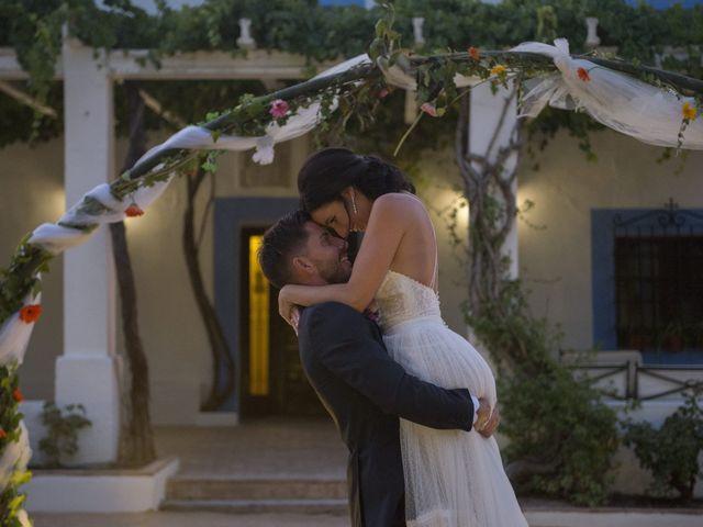 La boda de Fran y Elia en Chiva, Valencia 42