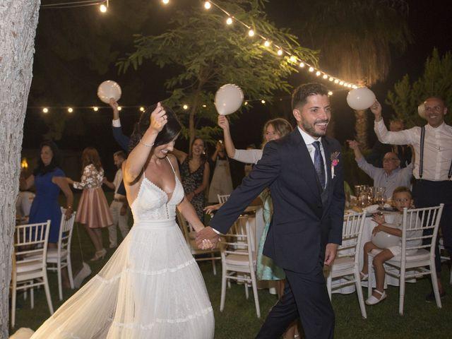 La boda de Fran y Elia en Chiva, Valencia 44