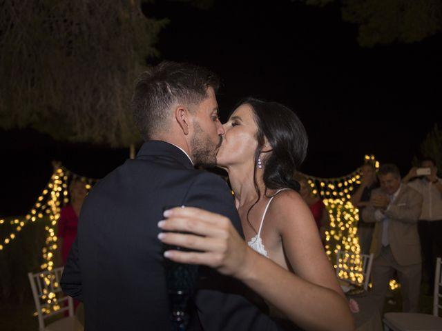 La boda de Fran y Elia en Chiva, Valencia 45