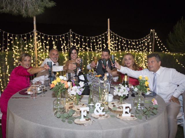 La boda de Fran y Elia en Chiva, Valencia 47