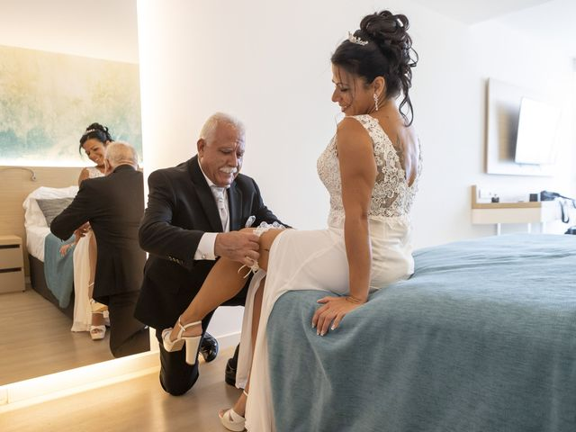 La boda de Jhonatan y Tamara en Palma De Mallorca, Islas Baleares 17