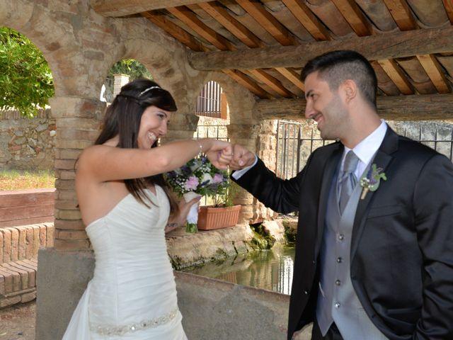 La boda de Yolanda y Ricard