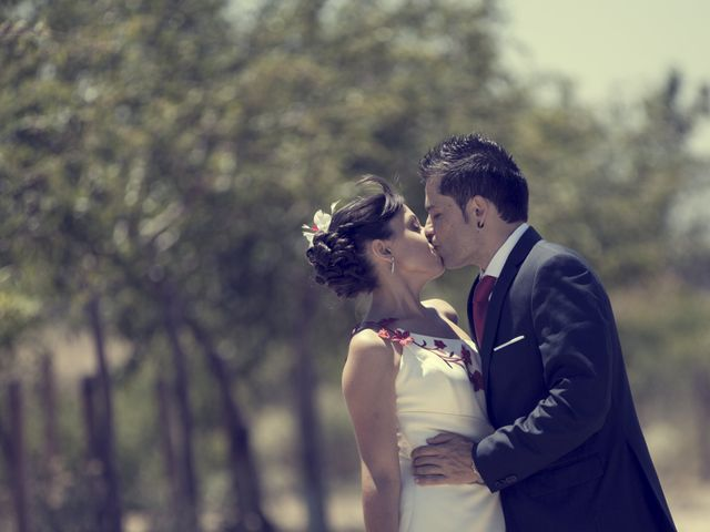 La boda de Henar y Raúl