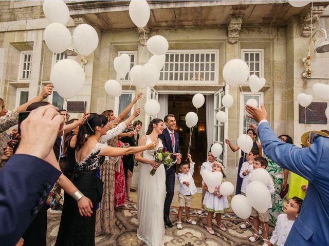 La boda de Alberto y Laura en Santander, Cantabria 7