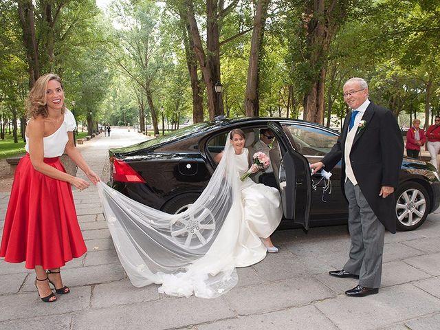 La boda de Alvaro y Natalia en Segovia, Segovia 18