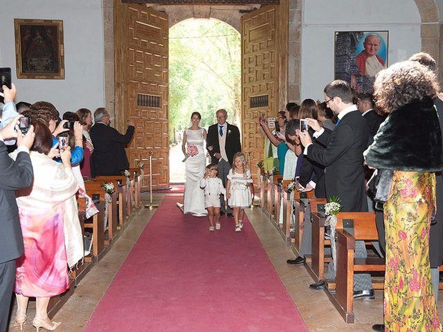La boda de Alvaro y Natalia en Segovia, Segovia 19