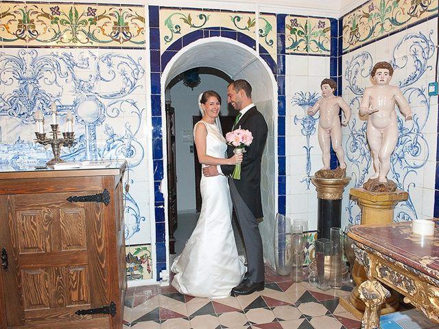 La boda de Alvaro y Natalia en Segovia, Segovia 21