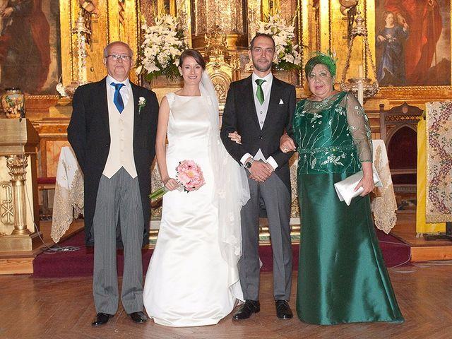 La boda de Alvaro y Natalia en Segovia, Segovia 22