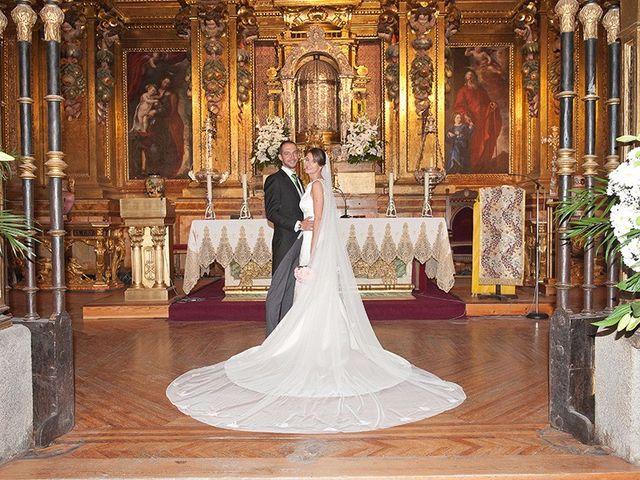 La boda de Alvaro y Natalia en Segovia, Segovia 23