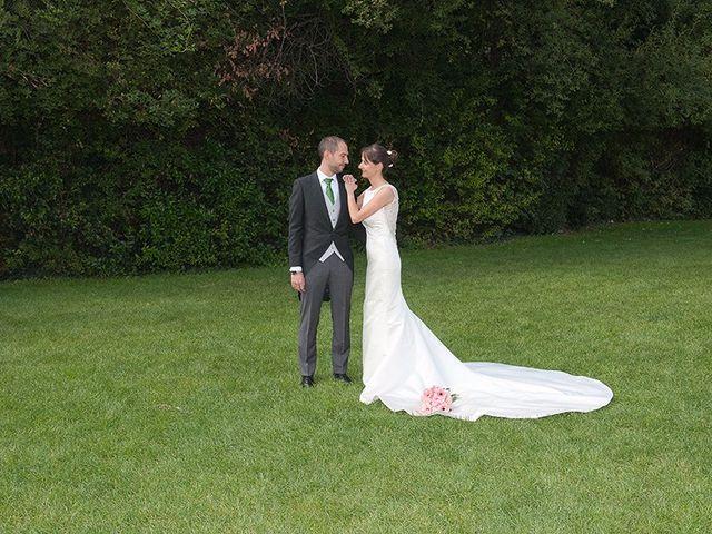 La boda de Alvaro y Natalia en Segovia, Segovia 25