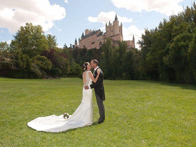 La boda de Alvaro y Natalia en Segovia, Segovia 26