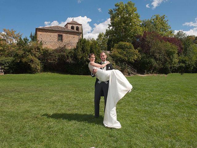 La boda de Alvaro y Natalia en Segovia, Segovia 1