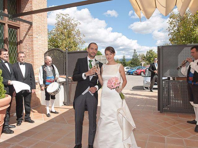La boda de Alvaro y Natalia en Segovia, Segovia 33