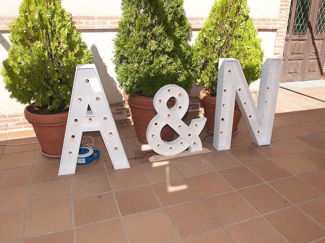 La boda de Alvaro y Natalia en Segovia, Segovia 34
