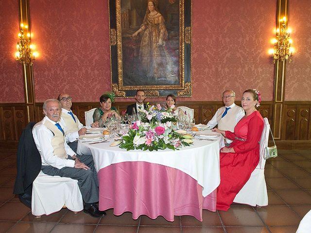 La boda de Alvaro y Natalia en Segovia, Segovia 36
