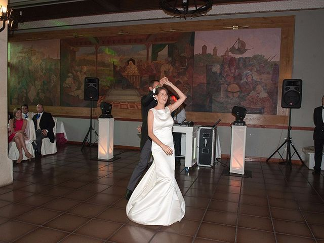 La boda de Alvaro y Natalia en Segovia, Segovia 39