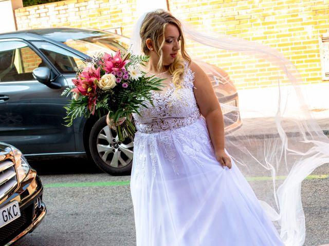 La boda de Jorge y Virginia en Las Rozas De Madrid, Madrid 5