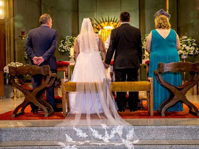 La boda de Jorge y Virginia en Las Rozas De Madrid, Madrid 12