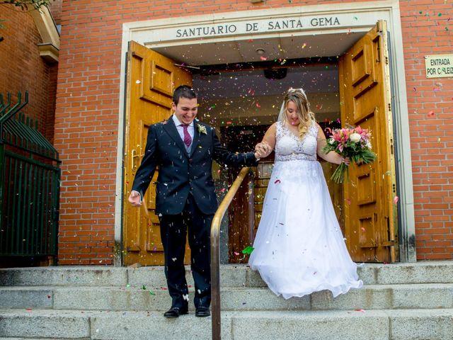 La boda de Jorge y Virginia en Las Rozas De Madrid, Madrid 15