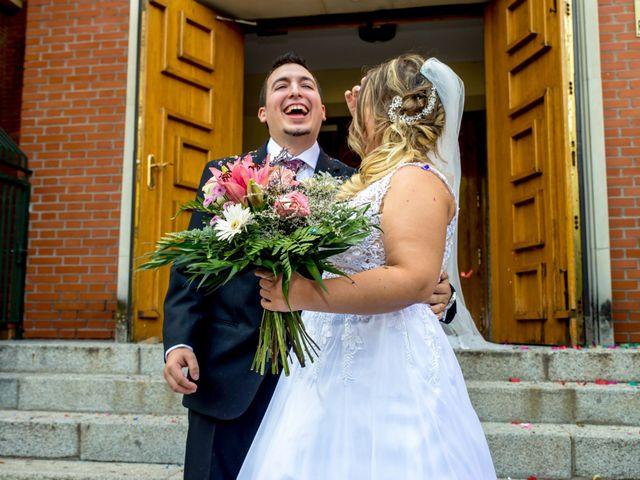 La boda de Jorge y Virginia en Las Rozas De Madrid, Madrid 16