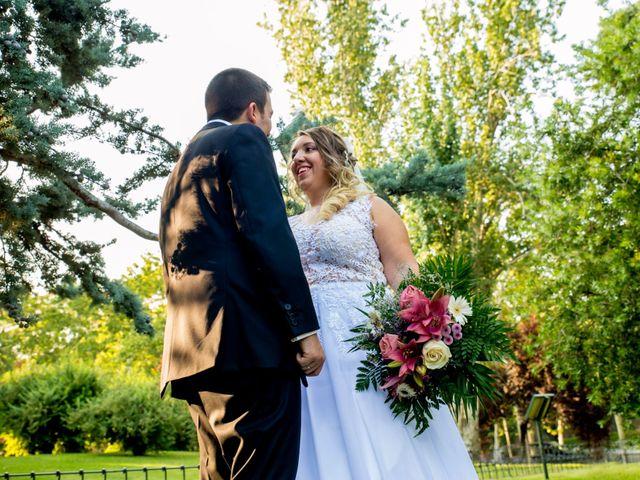 La boda de Jorge y Virginia en Las Rozas De Madrid, Madrid 17