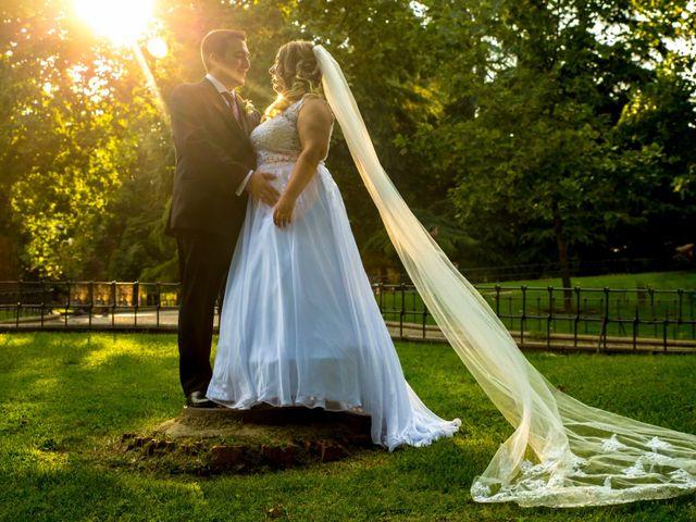 La boda de Jorge y Virginia en Las Rozas De Madrid, Madrid 19